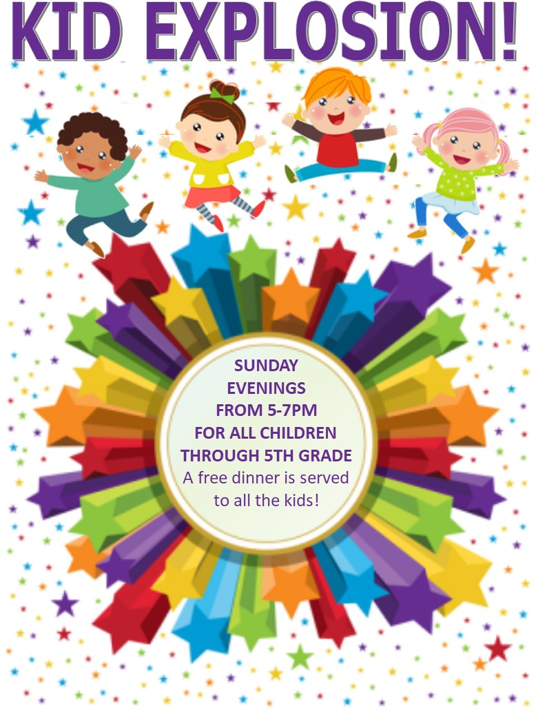 Children's Ministry - Welcome to Farley Community Church